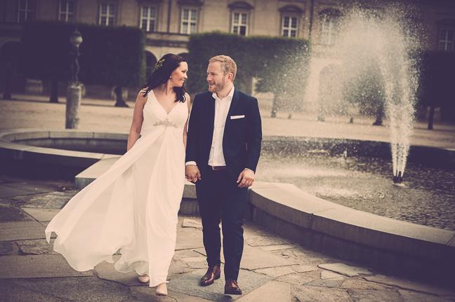 bryllupsfotos fra randers